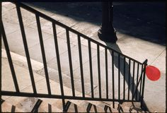 Color Photos of New York Taken by Walker Evans in the 1950s