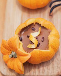 Healthy Pumpkin and Chocolate Mousse | Niomi Smart | Bloglovin