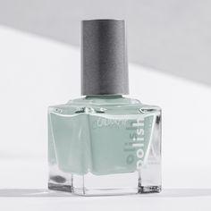 Colourpop Dust A Dream Pastel Mint, Lip Liner, How To Do Nails, Mint Green, Perfume Bottles, Nail Polishes, Lip Pencil, Perfume Bottle
