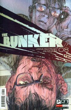Bunker (2014 Oni Press) 8 Oni Press Modern Age Comic Book covers
