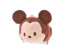 Mickey Mouse Valentine's Day Tsum Tsum Plush