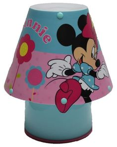 Minnie Mouse - Kids Lamps