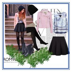 """""""Romwe II-5"""" by azra-90 ❤ liked on Polyvore"""