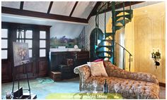 Fill Your Fantasy, Hot Tub, Fireplace, 50's Suite, Gypsy, Egyptian, Roman, Pirate, French