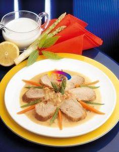 Filetto di maiale alla senape | Cucinare Meglio