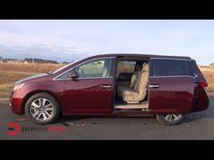 http://www.everymandriver.com/ - 2014 Honda Odyssey DETAILED Review on Everyman Driver with Dave Erickson. 2014 New Car Buyer's Guide: Top 10 Sedans and SUVs...