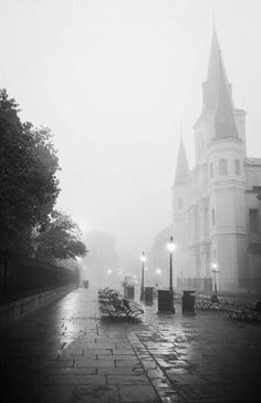 Going to New Orleans in less than 2 months ! Jackson Square. New Orleans