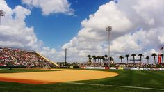 #Baseball Spring Training is here!  Check out today's #blog post for your guide to make the most of Spring Training.