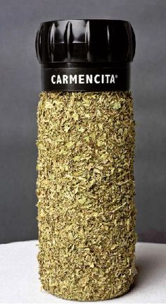 Carmencita Oregano Grinder. Add to your pasta, chicken and pizzas. Simply perfect!