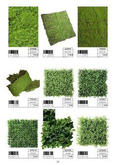 Follajes artificiales 590 pesos el m2 viva verde for Jardin vertical sodimac