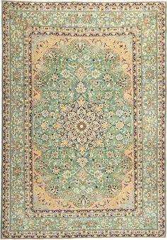 Najafabad Patina tapijt MRB1437