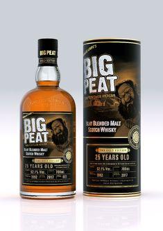 http://www.shmckr.com/gold-edition-zu-weihnachten-big-peat-25-y-o/  BIG PEAT 25 Y.O. The Gold Edition  🥃 Weltweit sind von diesem #Whisky gerade mal 3.000 Flaschen erhältlich. Zu uns nach Deutschland schaffen es 510 Flaschen.   Alkoholgehalt: 52,1 Vol.-%, 189,99 Euro / 0,7 l  #Meinung: Paukenschlag (auch) nach dem Weihnachtsfest  #Situation: Mit einem Tropfen Wasser am Kamin  #Zigarre: Eine »La Aurora Black Lion Cameroon«