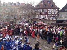 Fasching in Kronach (5/6)
