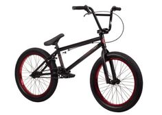 Kink 2014 Curb BMX Bike, Matte Black, Toptube: 20-Inch - World of Cycling - The Internet Bicycle Store