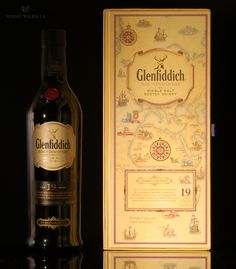 Glenfiddich Age of Discovery whisky Madeira cask 19 years old Note: Glenfiddich Age of Discovery is a rich 19 year old single malt matured in oak casks previously used to age fine Madeira wine. This has created an earthy, distinctive whisky with a full bodied yet fairly young character.