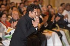 Sachin Tendulkar and CNR Rao conferred Bharat Ratna