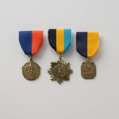 Know someone who deserves a medal?  Do YOU deserve a medal?  Of course you do! Here it is.