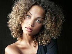 Fine Hair Styles For Women, Medium Hair Styles, Curly Hair Styles, Natural Hair Styles, Tight Curly Hair, Black Curly Hair, Curly Girl, Black Curls, Ombré Hair
