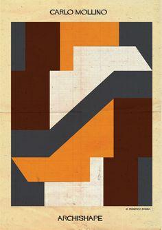 """ARCHISHAPE: """"Architecture Shapes in Minimalist Clothing"""""""
