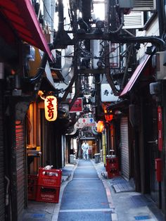 Food alley near Shinjuku station #tokyo. © Marjan Ippel