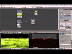 Compositing I  La fase de composición es habitual en el acabado de escenas en diseño 2D y 3D. Nos permite mejorar nuestra escena. Blender tiene una interfaz y herramientas de compositing (empleando nodos) muy eficaz.