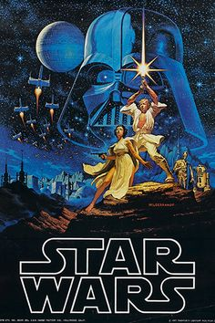 May the fourth be with you all! Happy Star Wars day!  (100 Greatest Movies for Kids)