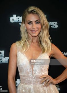 Actress/judge Julianne Hough attends 'Dancing with the Stars' Season 24 premiere at CBS Televison City on March 20, 2017 in Los Angeles, California.