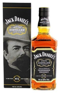 Jack Daniels Master Distiller de $43.72