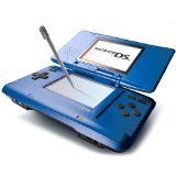 Nintendo DS Electric Blue (Video Game)By Nintendo