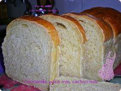 Sliced bread. Pan de molde (con zumo de naranja)