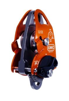 The SMC Advance Tech HX Pulley is a double pulley with an integrated cam that provides immediate progress capture without the need of prusik loops. The all in one frame and cam design presents a compact form factor. Stainless pins retain the rope when a r Trekking, Rappelling Gear, Paracord Projects, Search And Rescue, Wilderness Survival, Off Road, Outdoor Recreation, Mountaineering, Pulley