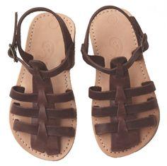 Theluto sandalen bruin (maat 24-30)