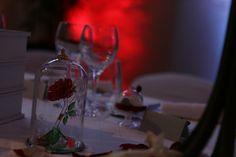 Table La belle et la bête mariage Disney