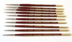 Springer Pinsel 1054 Synthetik Pinsel, rund, Größen: 10/0 - 4, Neu in Modellbau, Werkzeug, Airbrush   eBay