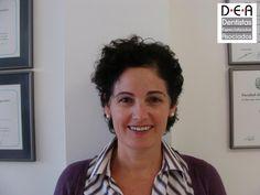 Mercedes Gilabert en nuestra clínica de Roquetas