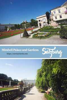 Mirabell Palace and Gardens in Salzburg
