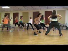 ▶ Get Your Fit On With Tara Dance Fitness - Flo rida ft. brianna - boom shaka laka - YouTube