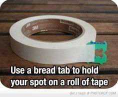 Good for masking tape,  painters tape, duck tape, and gaff tape.