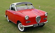 Goggomobil Coupé TS300 1957 | You Drive Car Hire | Faro Car Hire | Faro airport Car Hire | Algarve | Portugal - www.you-drive.cc