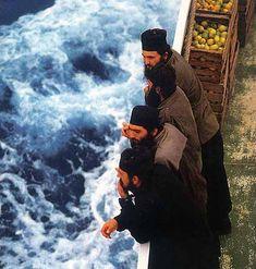 Mount #Athos. #Monks #Greece #PloosDesign