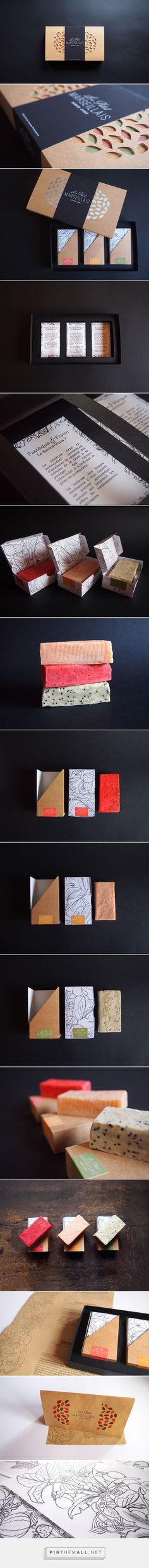 Fruitessence Soap - Le Petit Marseillais (Student Project) - Packaging of the World - Creative Package Design Gallery - http://www.packagingoftheworld.com/2016/08/fruitessence-soap-le-petit-marseillais.html