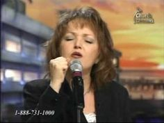 Karen Wheaton sings THE SOLID ROCK, 'TIS SO SWEET, BLESSED ASSURANCE