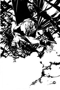 Batman by Greg Tocchini