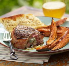 A grilling diva shares her techniques for sophisticated steaks cooked outdoors - Traditional Home