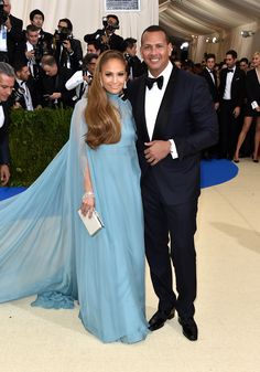 9fe5695691e 8 Cutest Couples on the Met Gala Red Carpet. Costume InstituteJennifer Lopez  GalleryAlex RodriguezMet ...
