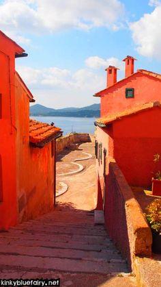 Portoferraio - Le Fortezze -  Isola d'Elba  - Tuscany, Italy