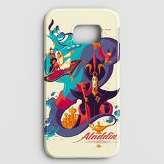 101 Dalmatians And Aladdin Mondo Reveals Oh My Disney Samsung Galaxy S7 Case | casescraft