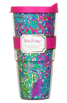 Lilly Pulitzer® Insulated Travel Tumbler | Nordstrom