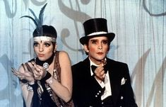 Cabaret. 1972.  Saw this show and sang the songs over and over with Joanie Hardin ... :)