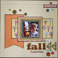 Fall Traditions - Scrapbook.com